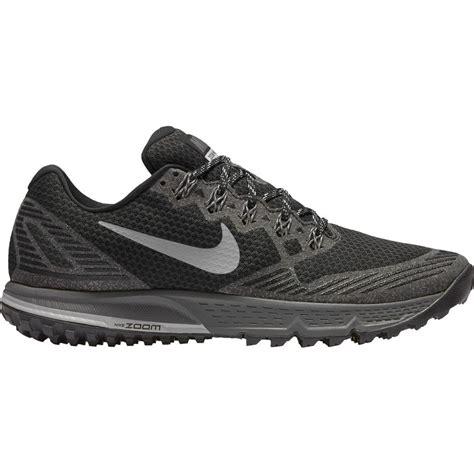nike s trail running shoes nike air zoom wildhorse 3 trail running shoe s