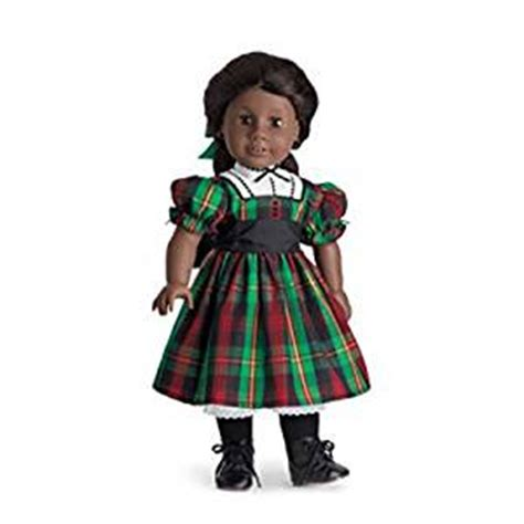 amazoncom american girl my american girl doll with amazon com tartan plaid dress for american girl doll