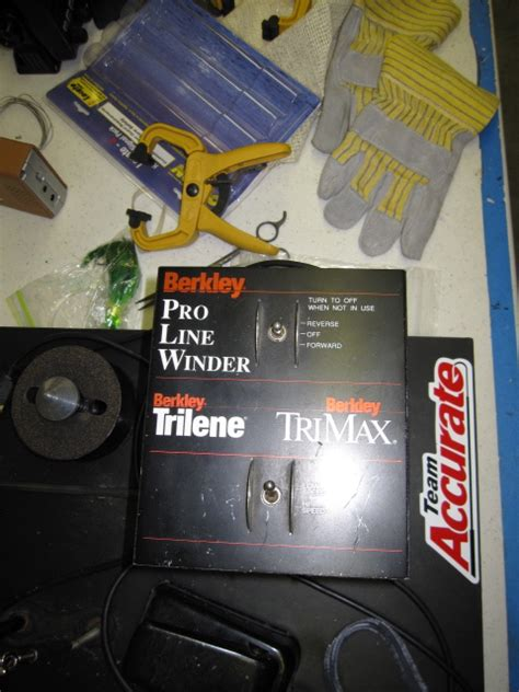 trilene line winder the hull boating and fishing forum sold berkley trilene pro line winder 500 the hull boating and fishing forum