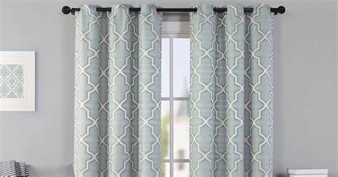 Overstock Kitchen Curtains Hang A Valance And Curtains In 6 Easy Steps Overstock