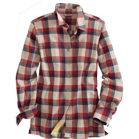 duluth trading free swinging flannel women s flannel shirt duluth trading xl my wish list