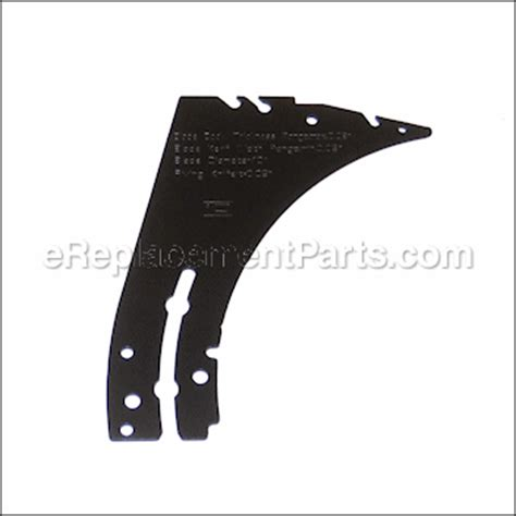 Riving Knife 5140083 18 For Porter Cable Power Tool