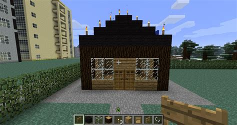 cool big house minecraft project