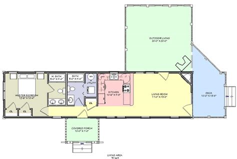 Mountain Cabin Floor Plans by Home Ideas 187 Mountain Cottage House Plans