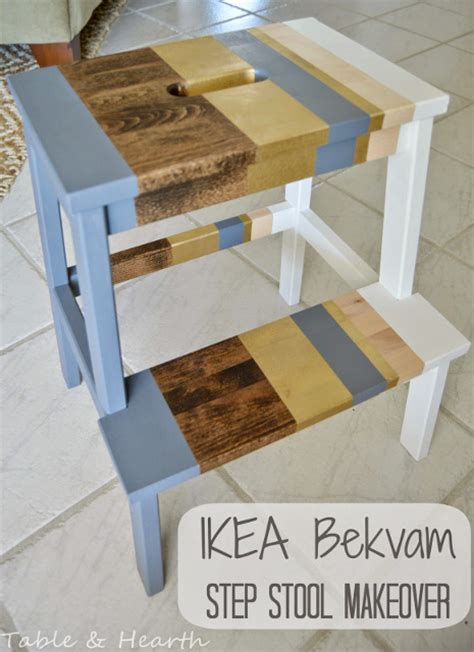makeovers that transform the ikea bekvam step stool share your fun creations from dream to reality 129