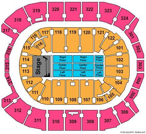 acc floor plan air canada centre tickets buy air canada centre tickets