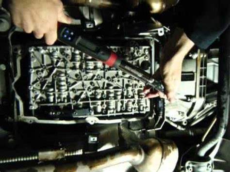 mercedes benz transmission control module replacement youtube