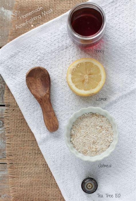 Masker Oatmeal honey oatmeal mask recipe honey and trees