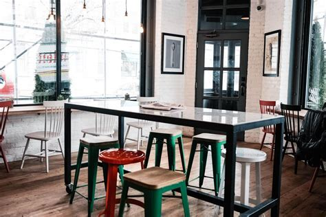 Toby's Estate Coffee: West Village Cafe   Life & Thyme