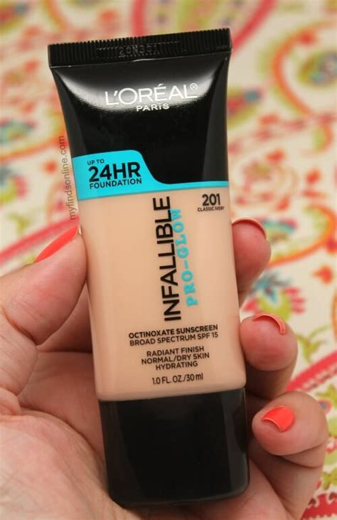 Harga L Oreal Infallible Matte Foundation l oreal infallible makeup liquid foundation review