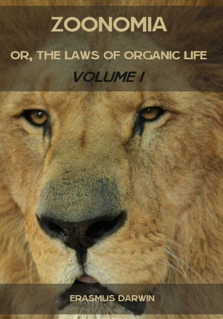 zoonomia or the laws of organic vol 2 of 2 in three parts classic reprint books zoonomia or the laws of organic volume i