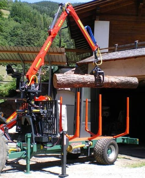 Gebrauchte Motorradanhänger österreich by Produkte Lochmann Fahrzeugbau Anh 228 Nger F 252 R Traktoren