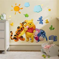 winnie the pooh wall stickers winnie the pooh wall decal free shipping worldwide