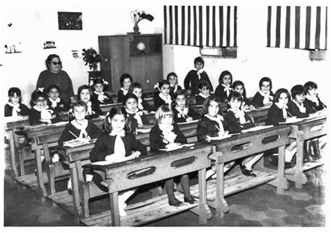 banchi di scuola oristano la classe di rosanna brai nel 1970