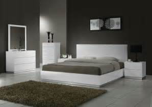 Contemporary White Bedroom Set Wood Luxury Bedroom Sets Modern Bedroom