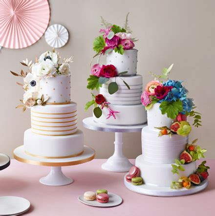 Show Pictures Of Wedding Cakes by Wedding Cakes Wedding Cake Shop M S