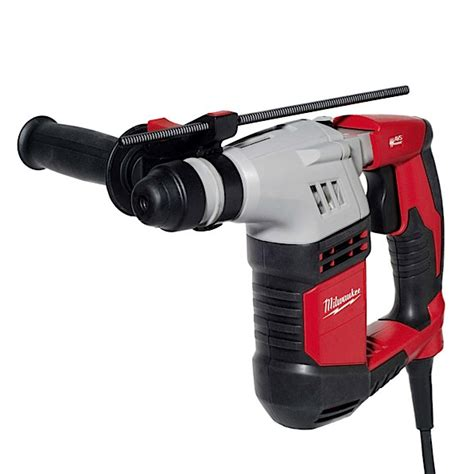 Milwaukee L milwaukee l shaped sds and hammer drill at uk electrical