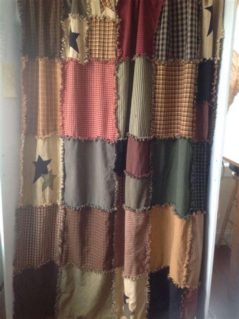 primitive curtain ideas 25 best ideas about primitive shower curtains on