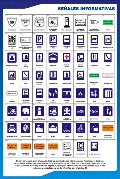 las imagenes informativas se 241 ales de transito informativas se 241 ales pinterest