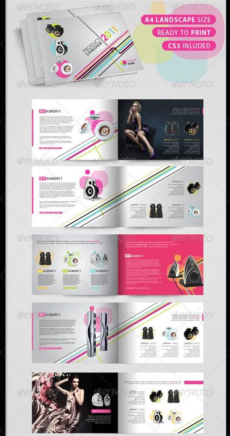 catalog templates 36 best images about brochure design templates on