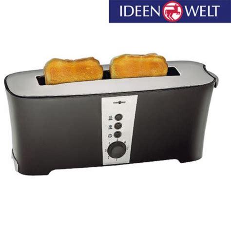 Toaster Baby Rossmann Ideenwelt Design Langschlitztoaster Von Rossmann