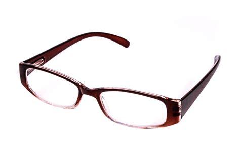 amcon brown ombre reading glasses pewterkeepseyeglasses