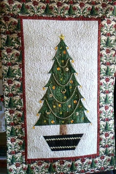 christmas tree quilt pattern moda the new quilting design