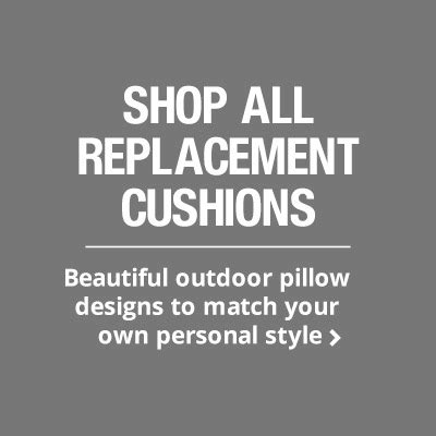 outdoor patio replacement cushions outdoor cushions outdoor furniture the home depot