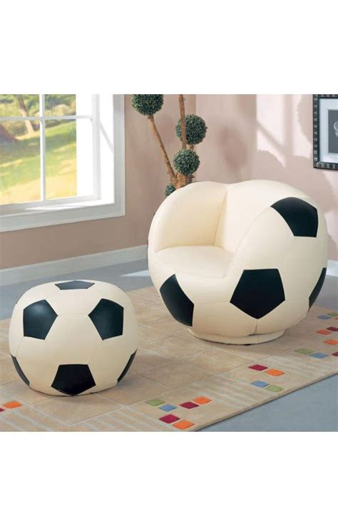 soccer chair and ottoman 25 best ideas about ball chair on pinterest dream rooms