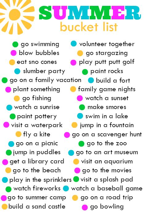 8 Hobbies You Can Start This Summer by While I M Waiting Summer List