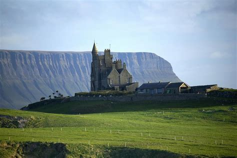 Home Decor Places by Classiebawn Castle Mullaghmore Co Photograph By Gareth