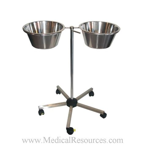 bowl stand provita stainless steel solution bowl stand