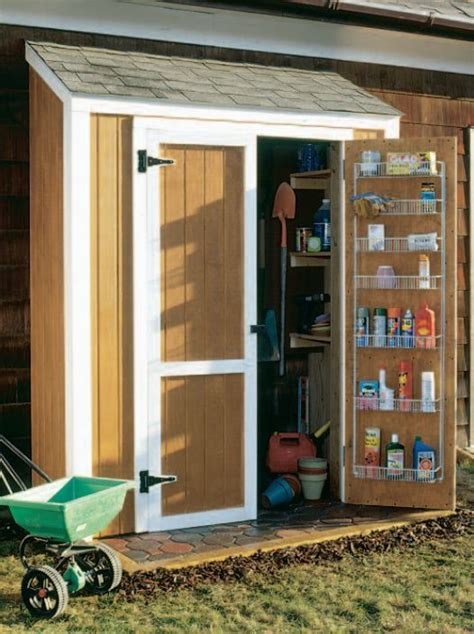 the tiny tool shed backyard escape project design milk 17 best images about thinks to build on pinterest tool