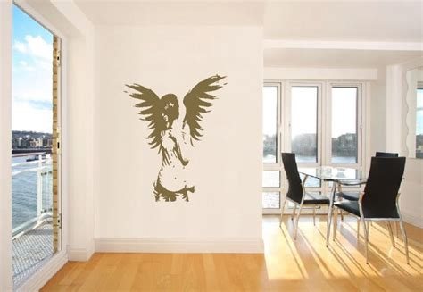 Wall Stickers Beautiful Fairies Interior Home Wall Beautiful