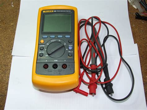 Multimeter Fluke 189 multimeter fluke 189 usescience