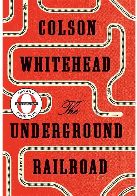 the underground railroad winner award winning books 2017 pulitzer prize winner