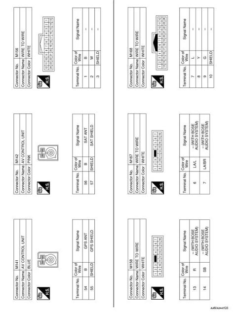 2003 nissan altima power window wiring diagram html