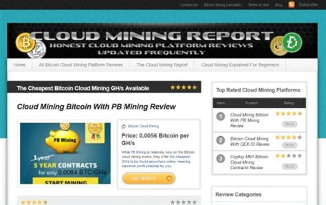 Mining In The Cloud As by Mining Bitcoin In The Cloud From 0 56 Btc For 100 Gh S