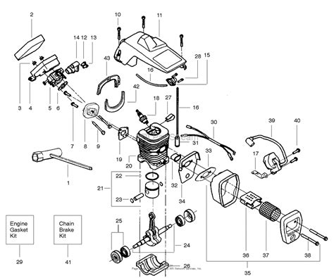 poulan chainsaw carburetor diagram poulan craftsman 358 351162 gas chain saw parts diagram