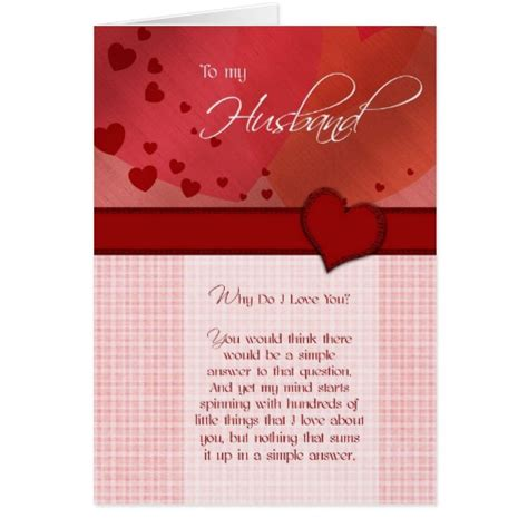 Birthday Cards For My Husband Birthday To My Husband Card Zazzle
