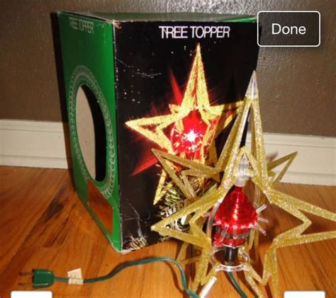 vintage merry glow star electric spinning rotating topper ornament 100 ideas to try about eggnog cake treats and eggnog cheesecake