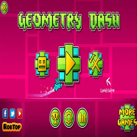 geometry dash pc full version free play geometry dash download free full game speed new