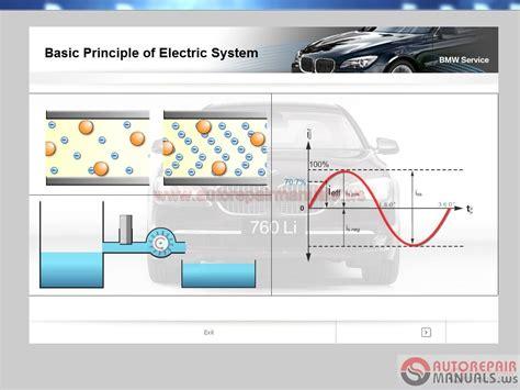 bmw new 2015 basic electronics service training auto