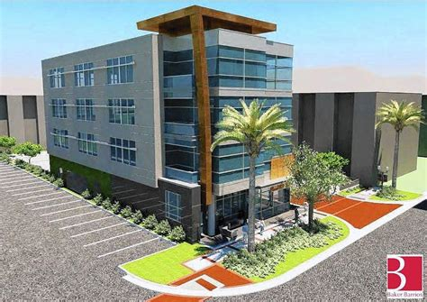 Steel House Apartments Downtown Orlando 4 Story Downtown Orlando Office Building Underway