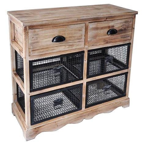 wire baskets for kitchen cabinets would love this in a kitchen great workspace on top and storage for potatoes onions etc in
