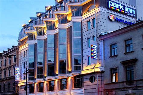 Park Inn Nevsky Superior Business Hotel In Central St