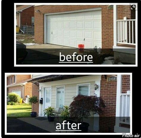convert garrage door to windows 59 best garage conversions images on garage remodel arquitetura and converted garage