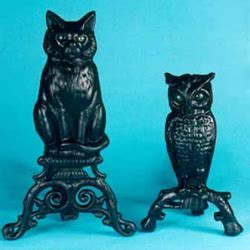china doll toxic to cats new cat and owl cast iron andirons