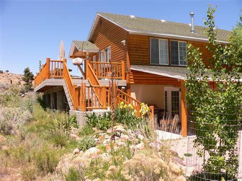 Marysvale Utah Cabins by Bullion Creekside Vacation Rental Cabin Near Marysvale