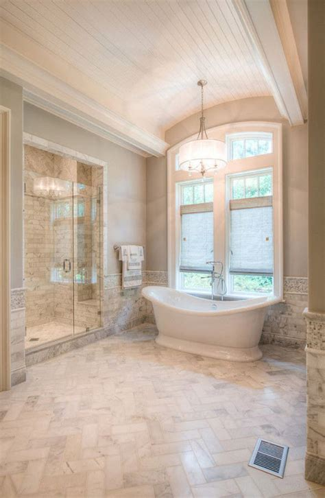master bathroom tile ideas 29 white marble bathroom floor tile ideas and pictures